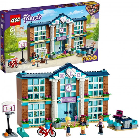Lego Friends 41682 Scuola di Heartlake City Lego - 1
