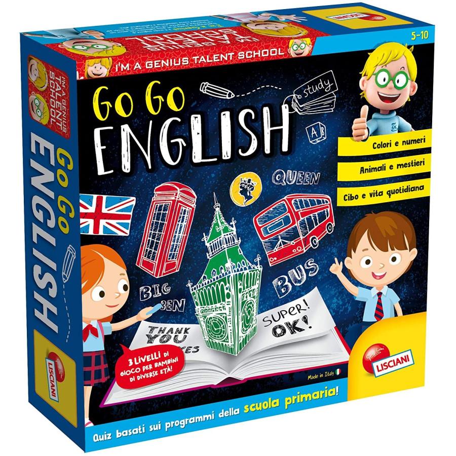 Piccolo Genio Talent School Go-Go English Lisciani - 3