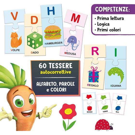 Carotina Alfabeto Memo Birichino Lisciani - 2