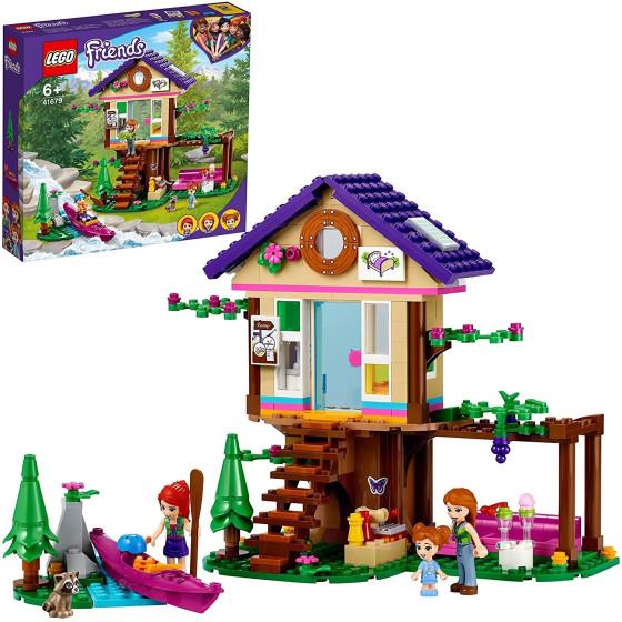 Lego Friends 41679 La Baita nel Bosco Lego - 1