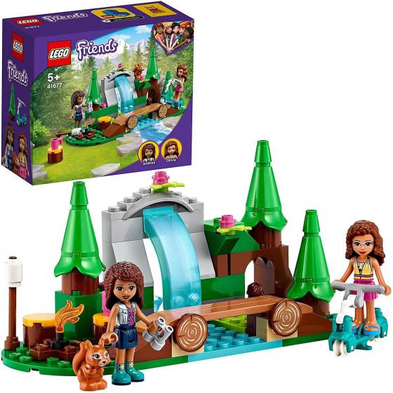 Lego Friends 41677 La Cascata nel Bosco Lego - 1