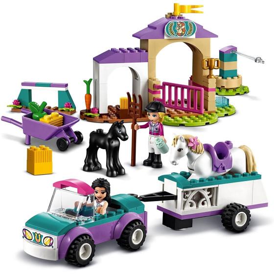 Lego Friends 41441 Addestramento Equestre e Rimorchio Lego - 2