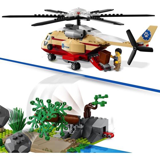 Lego City 60302 Operazione di Soccorso Animale Lego - 1