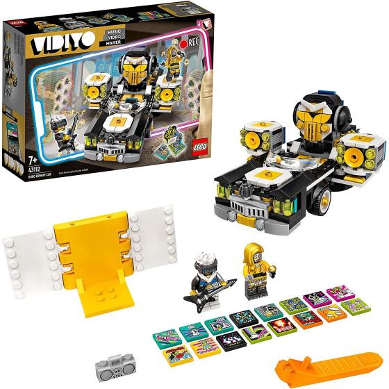 Lego Vidiyo 43112 Robo HipHop Car BeatBox Creatore Video Musicali Lego - 1