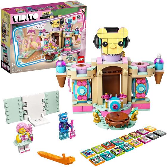 Lego Vidiyo 43111 Candy Castle Stage BeatBox Creatore Video Musicali Lego - 1