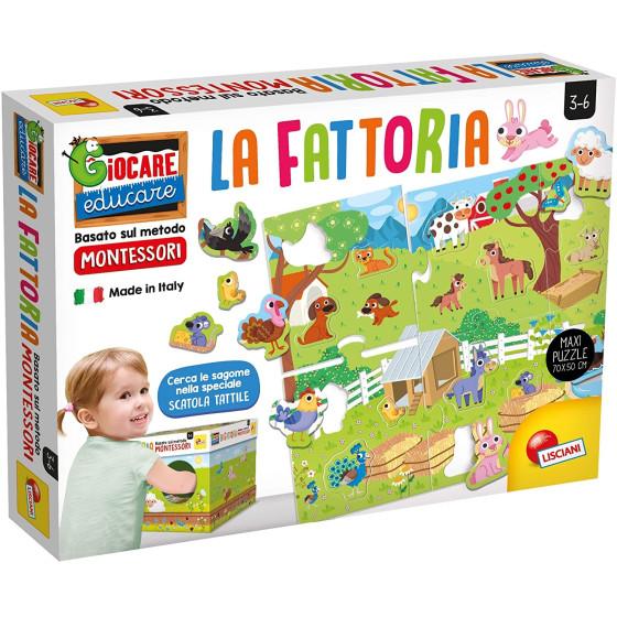 La Mia Fattoria Montessori Lisciani - 2