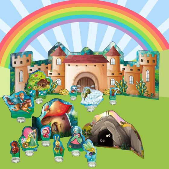 L'Inventa Favole Del Mondo Fantastico Montessori Lisciani - 3
