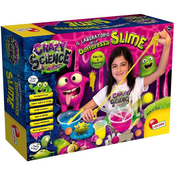 Crazy Science Laboratorio della Dottoressa Slime Lisciani - 3