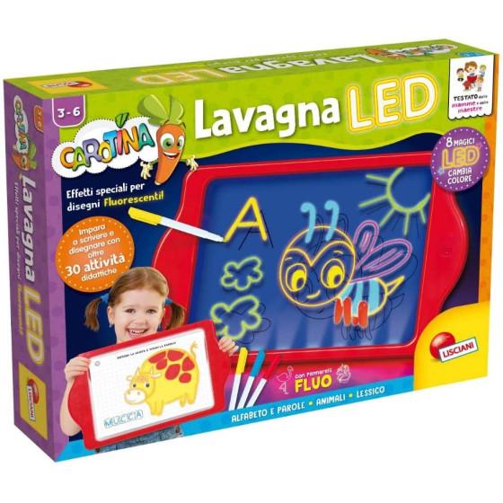 Carotina Lavagna Led 77441 Lisciani - 3