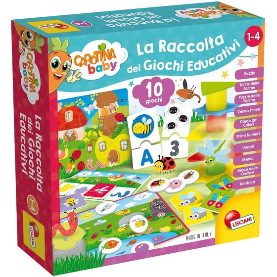 Carotina Baby La Raccolta Lisciani - 3