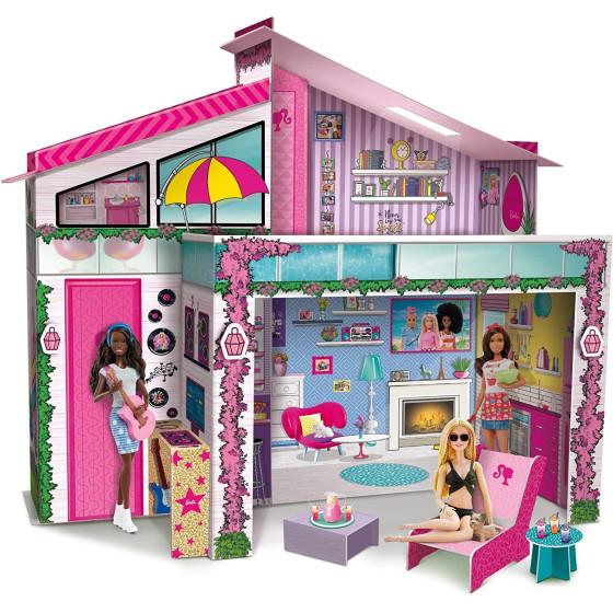 Barbie Dream Summer Villa con Doll Lisciani - 11