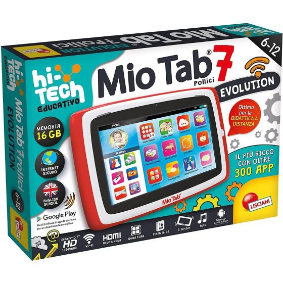 "Mio Tab Evolution 7"" 2021 89031 Lisciani - 4"