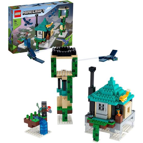 Lego Minecraft 21173 Torre nel Cielo Lego - 1