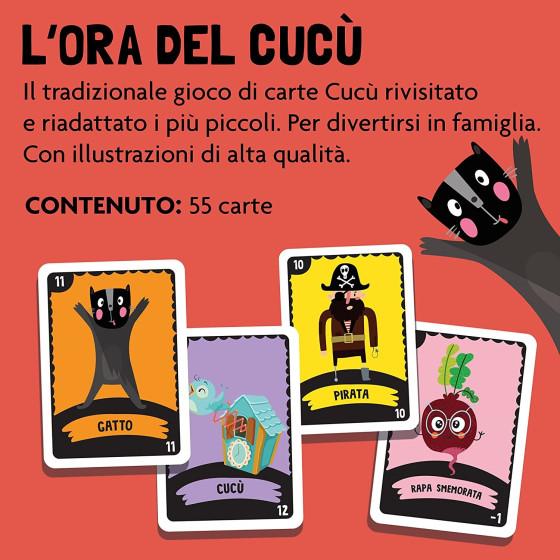 Ludoteca L'ora Del Cucù Lisciani - 4
