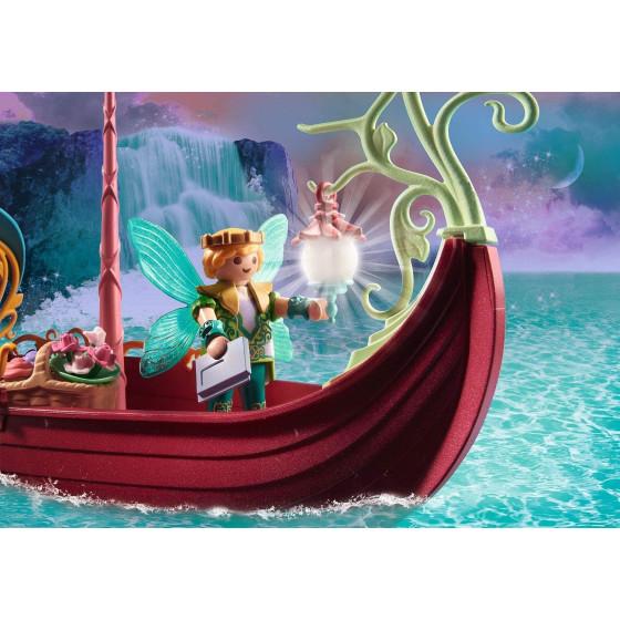 Playmobil Fairies 70659 Barca Romantica Delle Fate Playmobil - 3