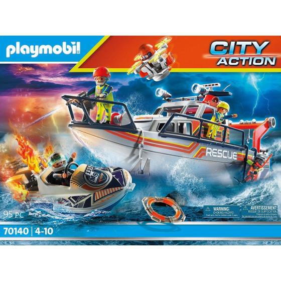 Playmobil City Action 70140 Motovedetta Guardia Costiera Playmobil - 5