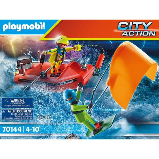 Playmobil City Action 70144 Tender Di Salvataggio Della Guardia Costiera Playmobil - 2