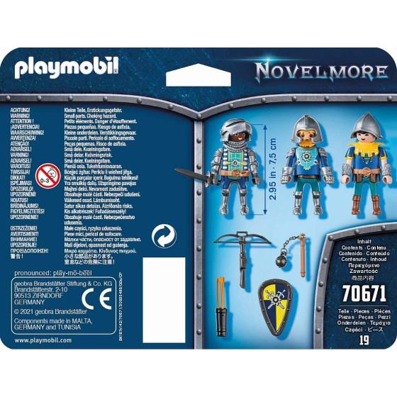 Playmobil Novelmore 70671 Cavalieri di Novelmore Playmobil - 1