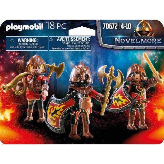 Playmobil Novelmore 70672 Guerrieri Di Burnham Playmobil - 2