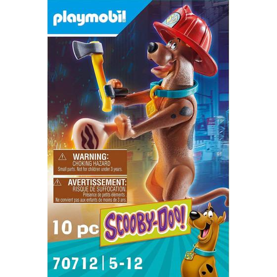 Playmobil Scooby Doo! 70712 Vigile Fuoco Playmobil - 2