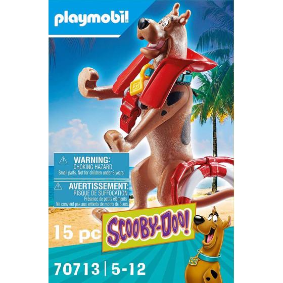Playmobil Scooby Doo! 70713 Scooby Bagnino Playmobil - 2