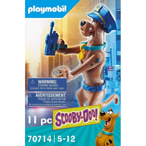 Playmobil Scooby Doo! 70714 Scooby Poliziotto Playmobil - 1