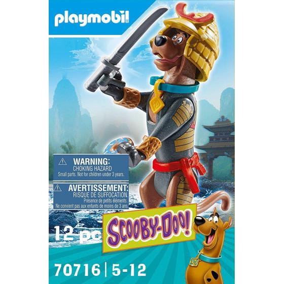 Playmobil Scooby Doo! 70716 Scooby Samurai Playmobil - 2