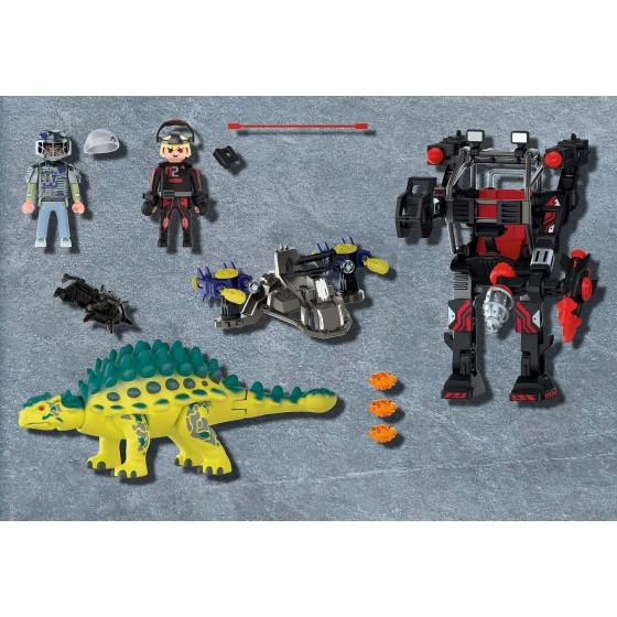 Dino Rise Anchilosauro Playmobil 70626 Playmobil - 7