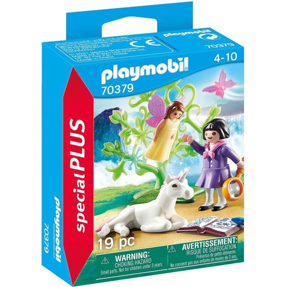 Cercatrice Di Fate E UNicorni Playmobil 70379 Playmobil - 4