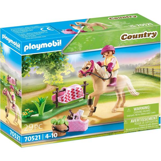 Pony German Riding Playmobil 70521 Playmobil - 4