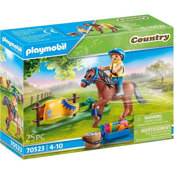 Pony Welsh Playmobil 70523 Playmobil - 4