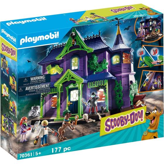 La Casa Del Mistero Scooby-Doo Playmobil 70361 Playmobil - 9