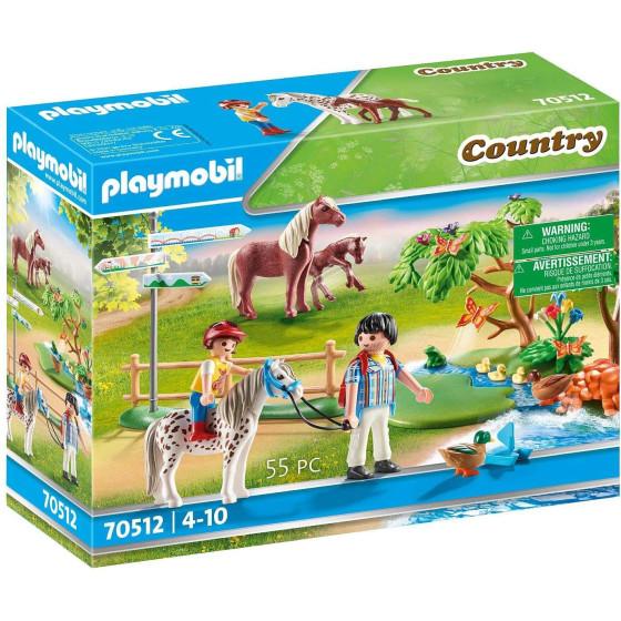 Passegiata Con I Pony Playmobil 70512 Playmobil - 5