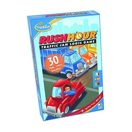 Rush Hour Traffic Jam Ravesburger Ravensburger - 1