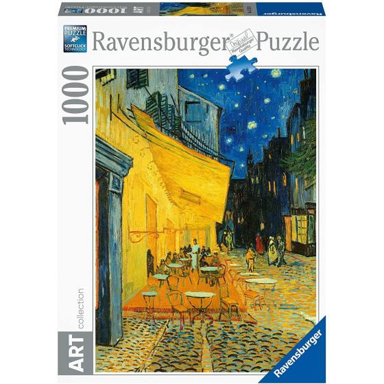 Puzzle Caffe Di Notte VanGogh Ravensburger Ravensburger - 4