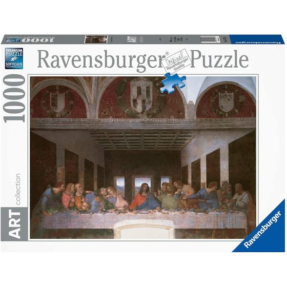 Puzzle L'Ultima Cena Di Da Vinci Ravensburger Ravensburger - 2