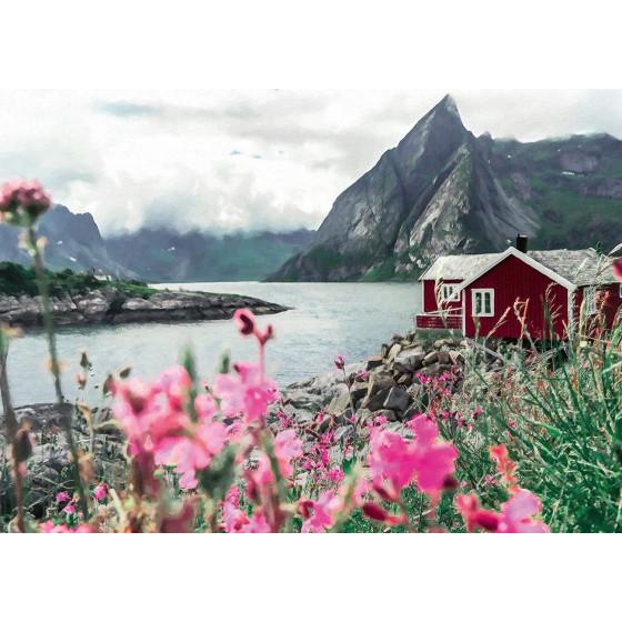 Puzzle Lofoten Norvegia Ravensburger Ravensburger - 3
