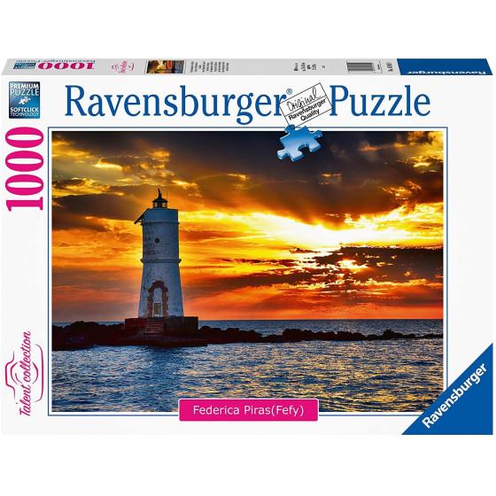 Puzzle Isola Di Sant'Antioco Ravensburger Ravensburger - 1
