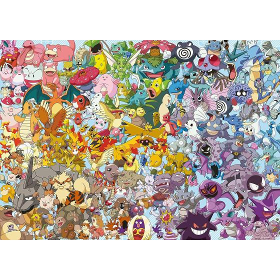 Puzzle Pokemon Ravensburger Ravensburger - 4
