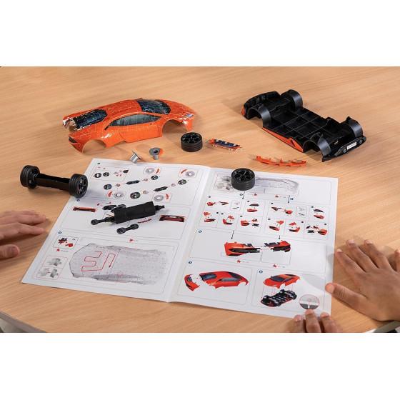 Puzzle Lamborghini Huracán Evo Ravensburger Ravensburger - 4