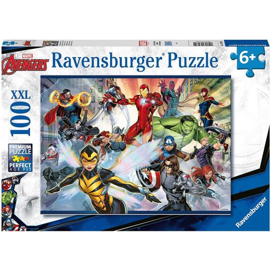 Puzzle Avengers Pezzi XXL Ravensburger Ravensburger - 2