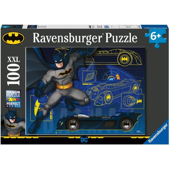 Puzzle Batman Pezzi XXL Ravensburger Ravensburger - 1
