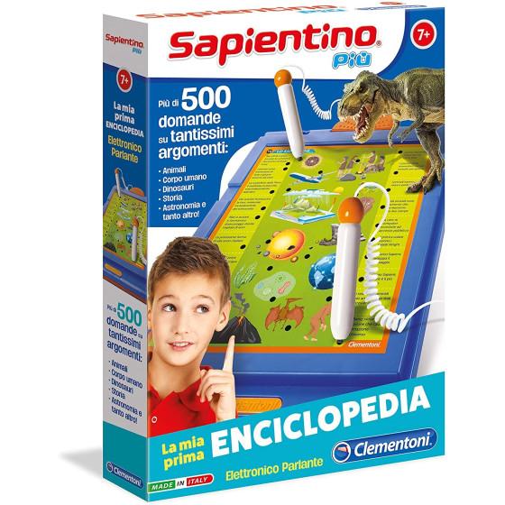 Sapientino Più La Mia Prima Enciclopedia 13528 Clementoni - 2