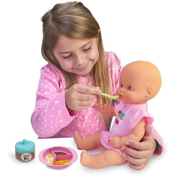 Nenuco Cosa Mangiamo Oggi Set Pappa Famosa - 1