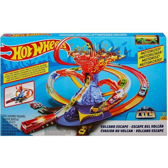 Hot Wheels Fuga Dal Vulcano FTD61 Mattel - 2