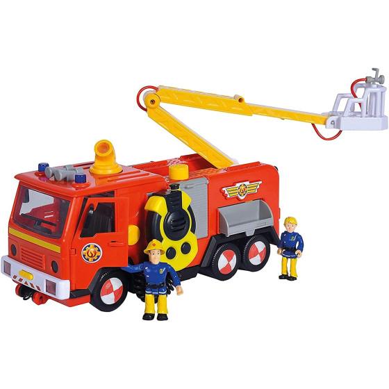 Sam il Pompiere - Camion dei Pompieri Jupiter Simba - 1