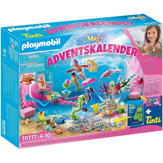 Playmobil Calendario dell'Avvento Sirene da bagno 70777 Playmobil - 2