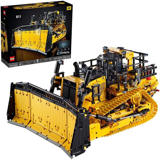 Lego Technic 42131 Bulldozer Cat D11 Lego - 2
